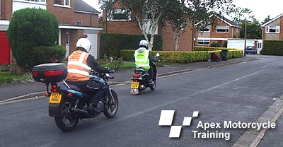 Motorcycle Training and CBT Training for Motorbike Lessons in Stockport